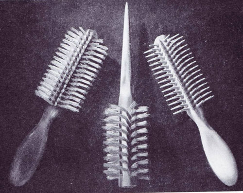 Hairbrushes – the tools of the trade