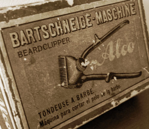 Clippers were incredibly popular for men's grooming